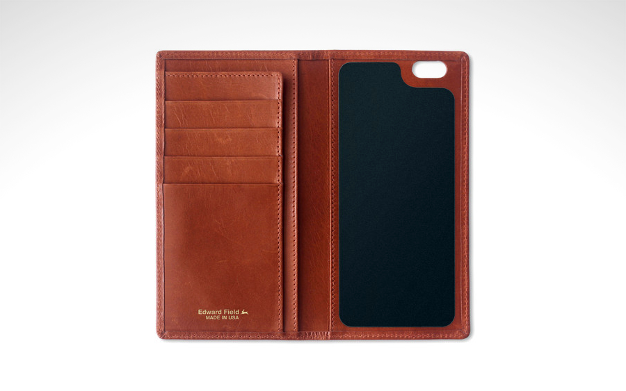 Edward Field Wallet for iPhone