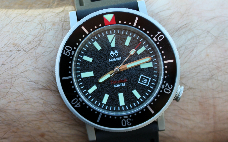 Manchester Watch Works Tatoskok