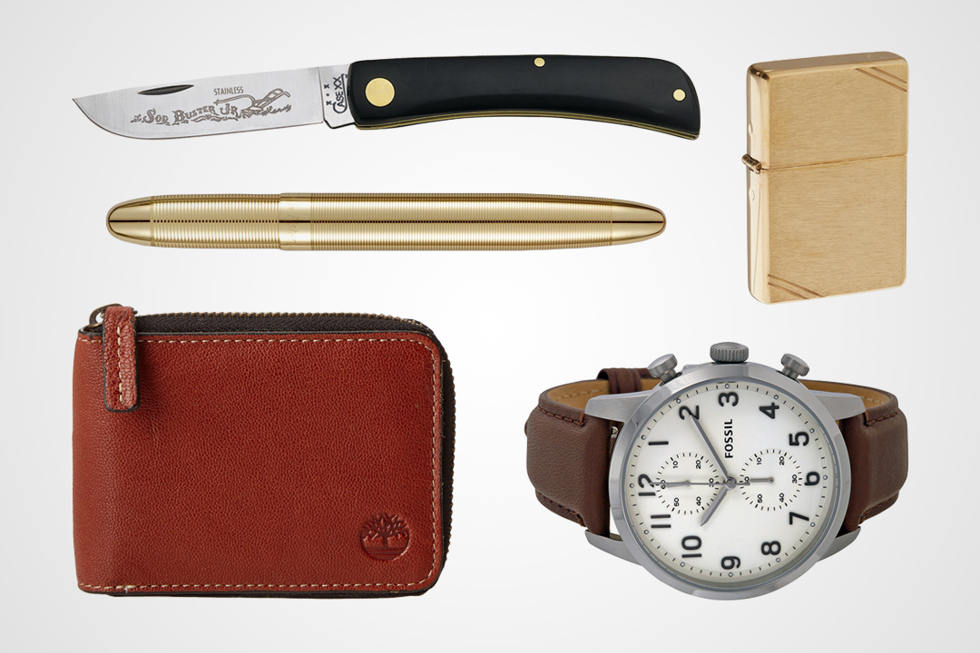 Top Guy Gifts Under 25: The 25 Best EDC Gifts For Men 2015