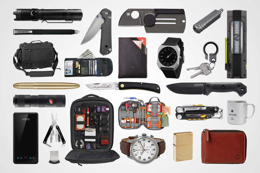 The 25 Best EDC Gifts for Men 2015