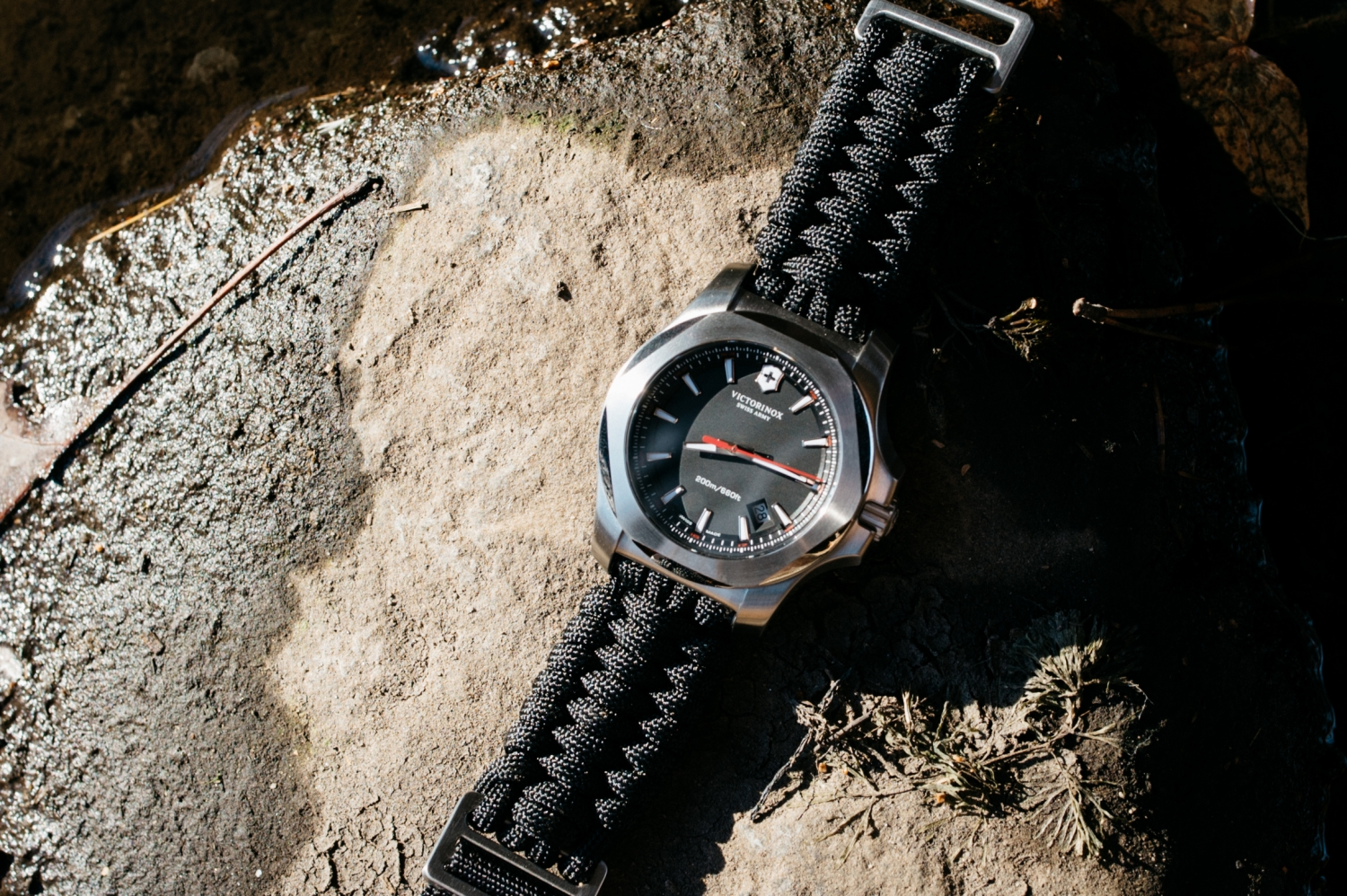 Victorinox Swiss Army I.N.O.X. Paracord Watch Giveaway