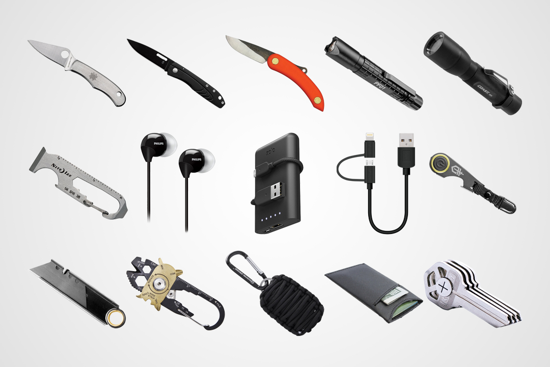 15 Under $15: Practical EDC Gift Ideas for Him