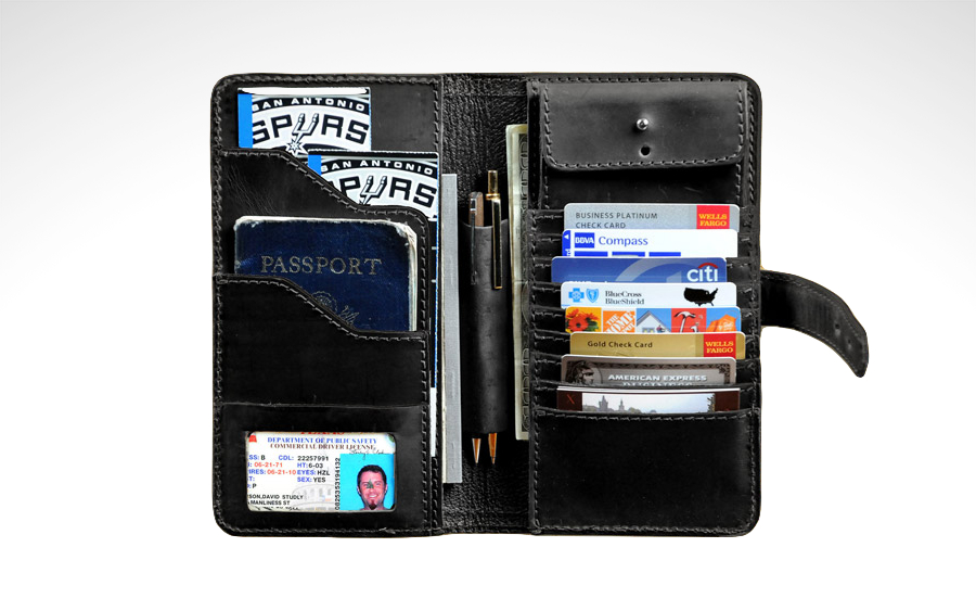 Saddleback Big Wallet