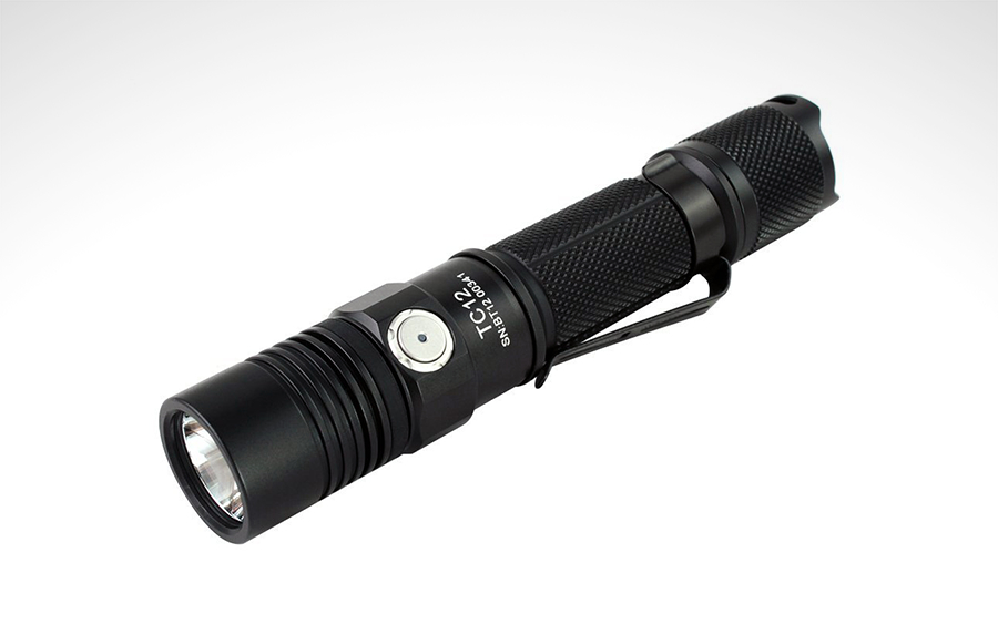 ThruNite TC12 2016 Micro USB Rechargeable Flashlight