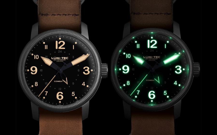 Lum-Tec Combat B33 GMT