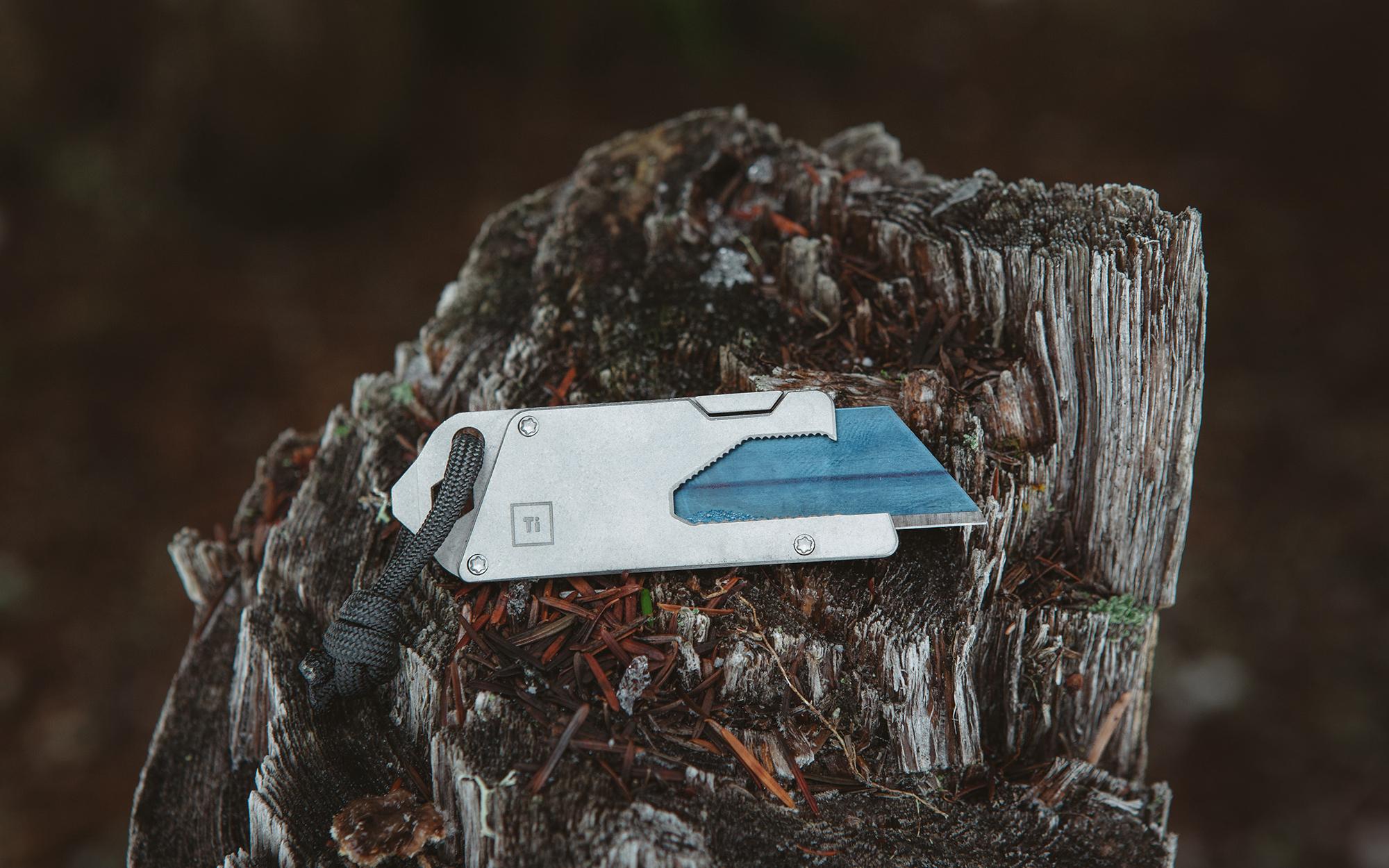 TPT (Titanium Pocket Tool)
