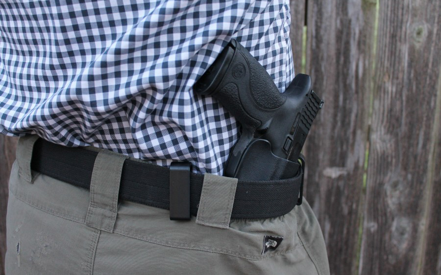 Three Things To Look For In A Concealed Carry Rig
