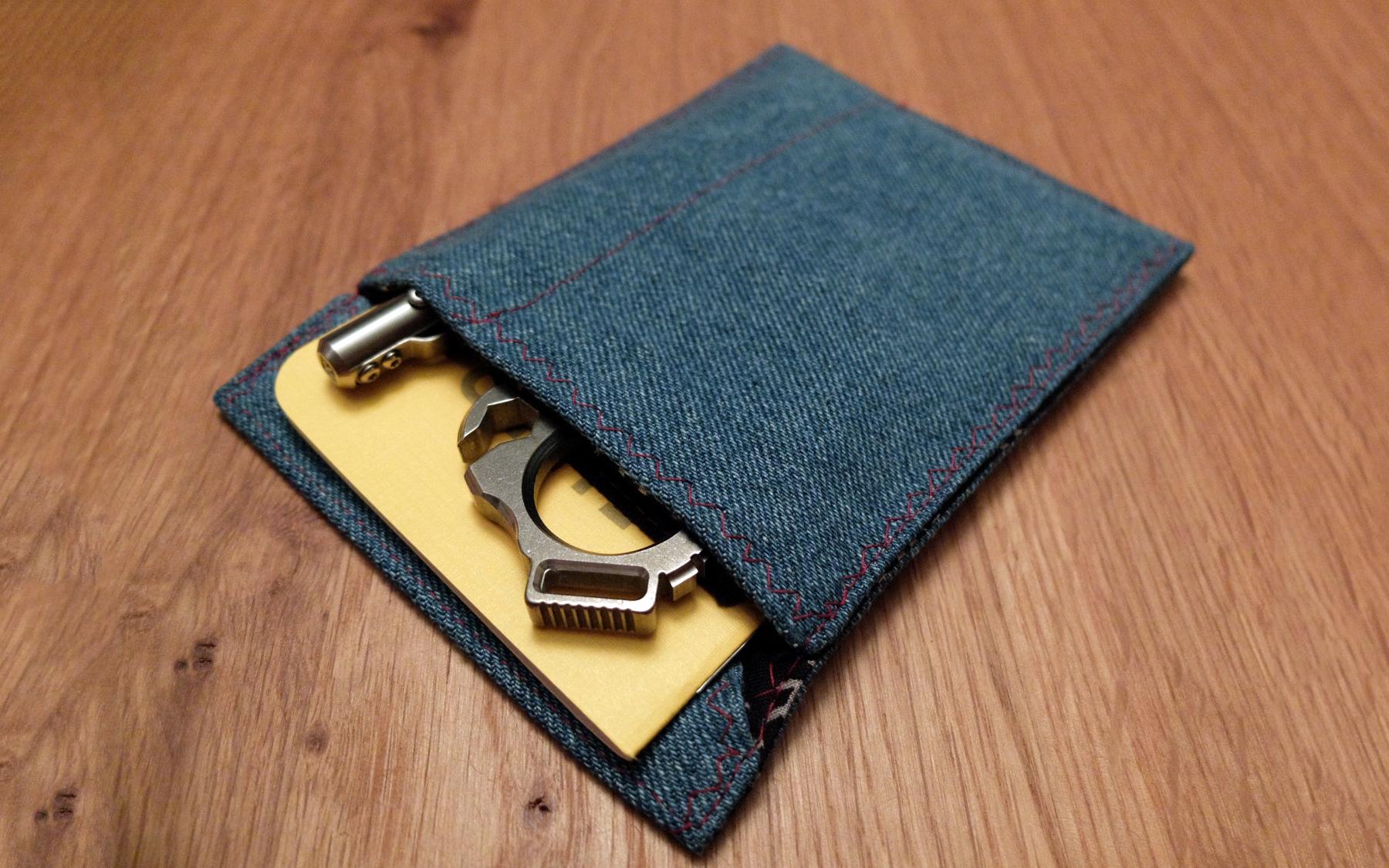 Pocket Pal EDC Gear Holder