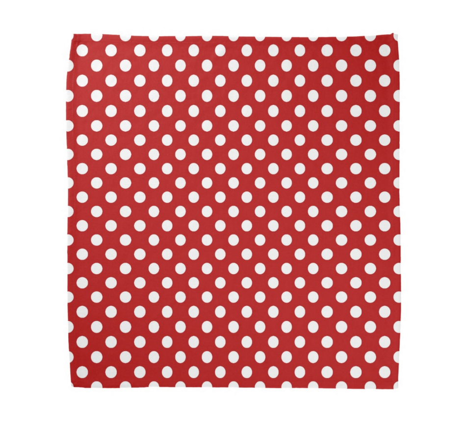 Our two-ply red spotted handkerchief is made from finely woven organic cotton sateen for a soft satiny feel and is doubled up for maximal absorbency!
