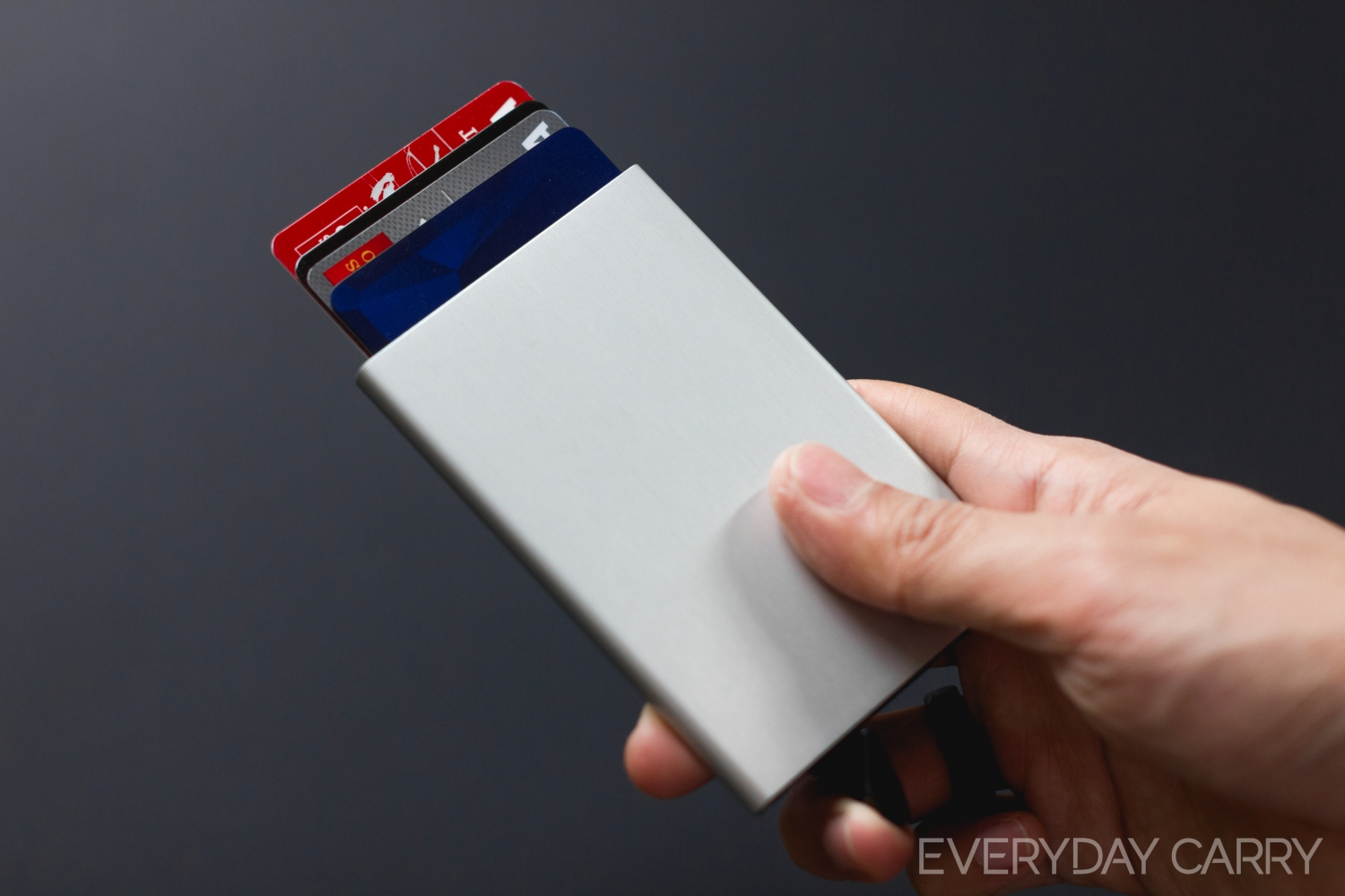 Although Secrid Offers Several Variations Of This Wallet At Its Core It Isn T So Much A All S Essentially Sophisticated Cardholder