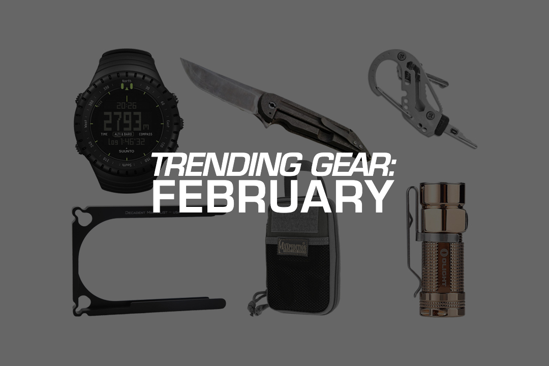 10 Trending Essentials from February