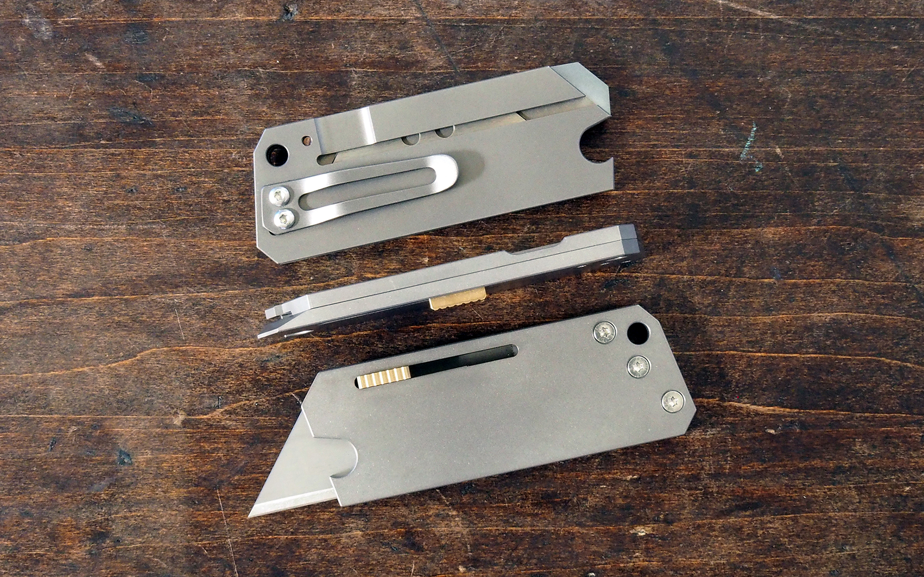 Scout Compact Utility Blade