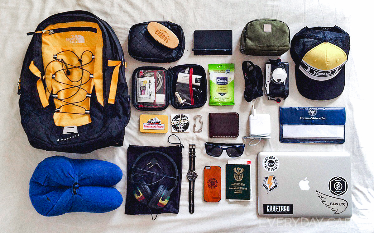 What's in Your Carry On?