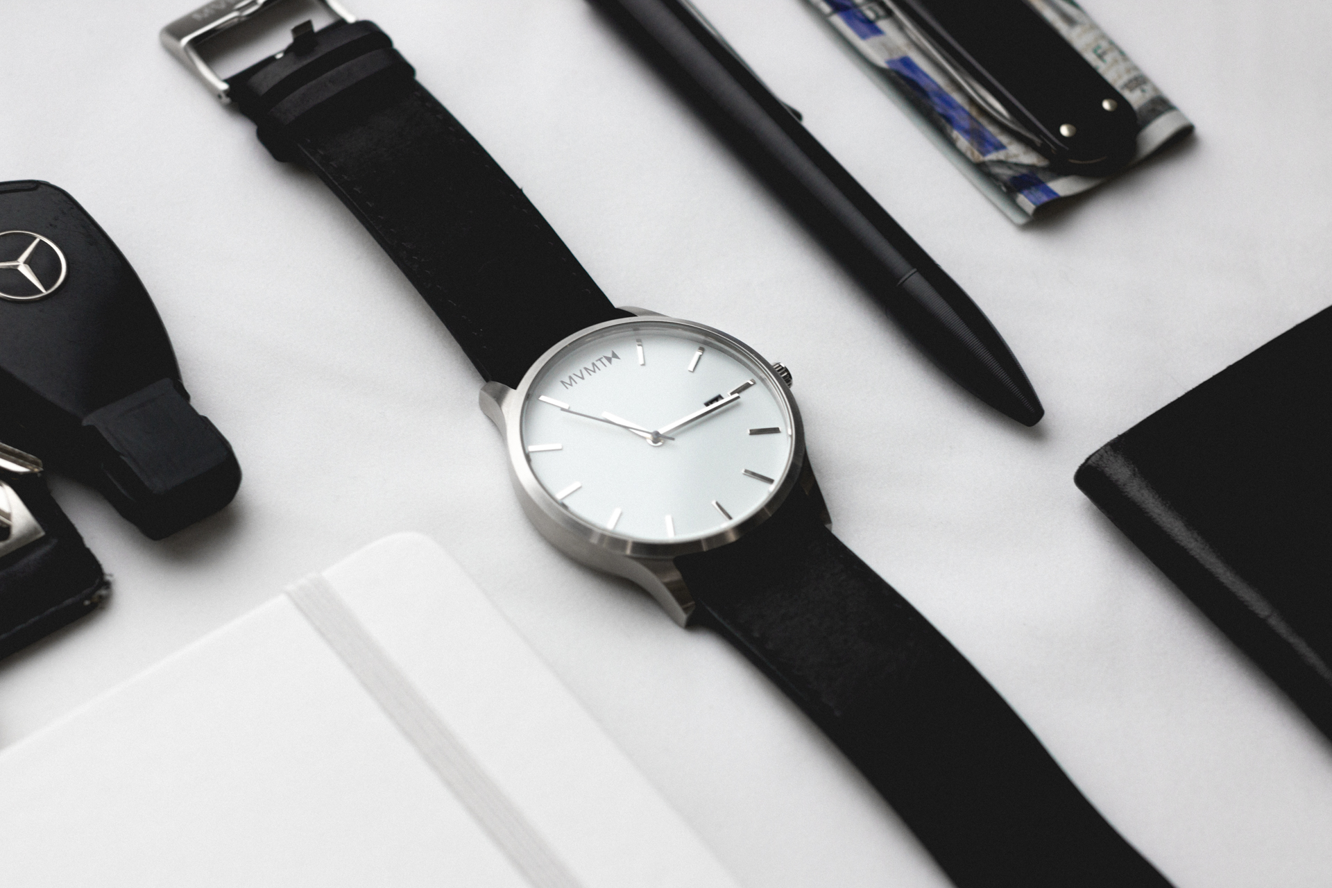 white minimal picto hey gents under analogue watches handsomely medium rosendahl watch