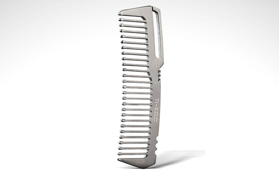 TI-EDC Titanium Pocket Comb