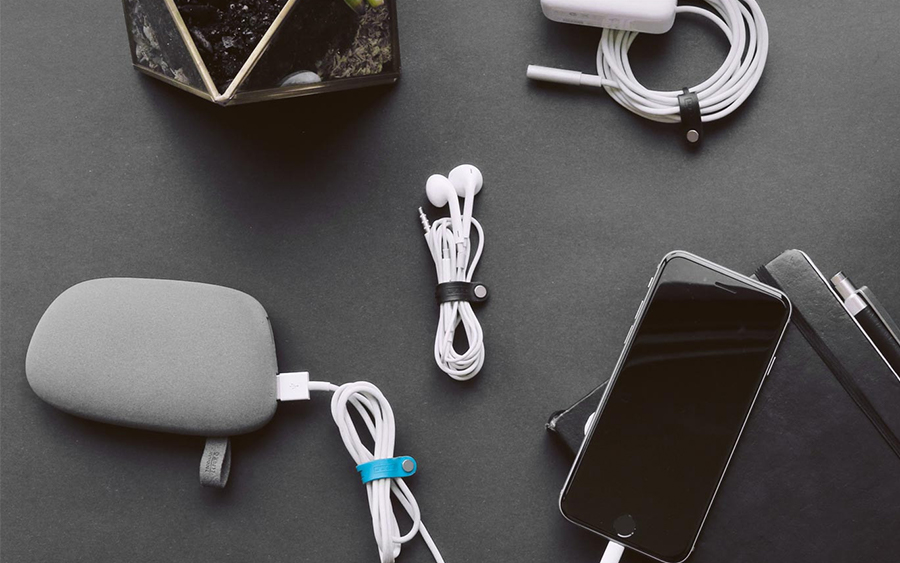 MACO Magnetic Cable Organizers