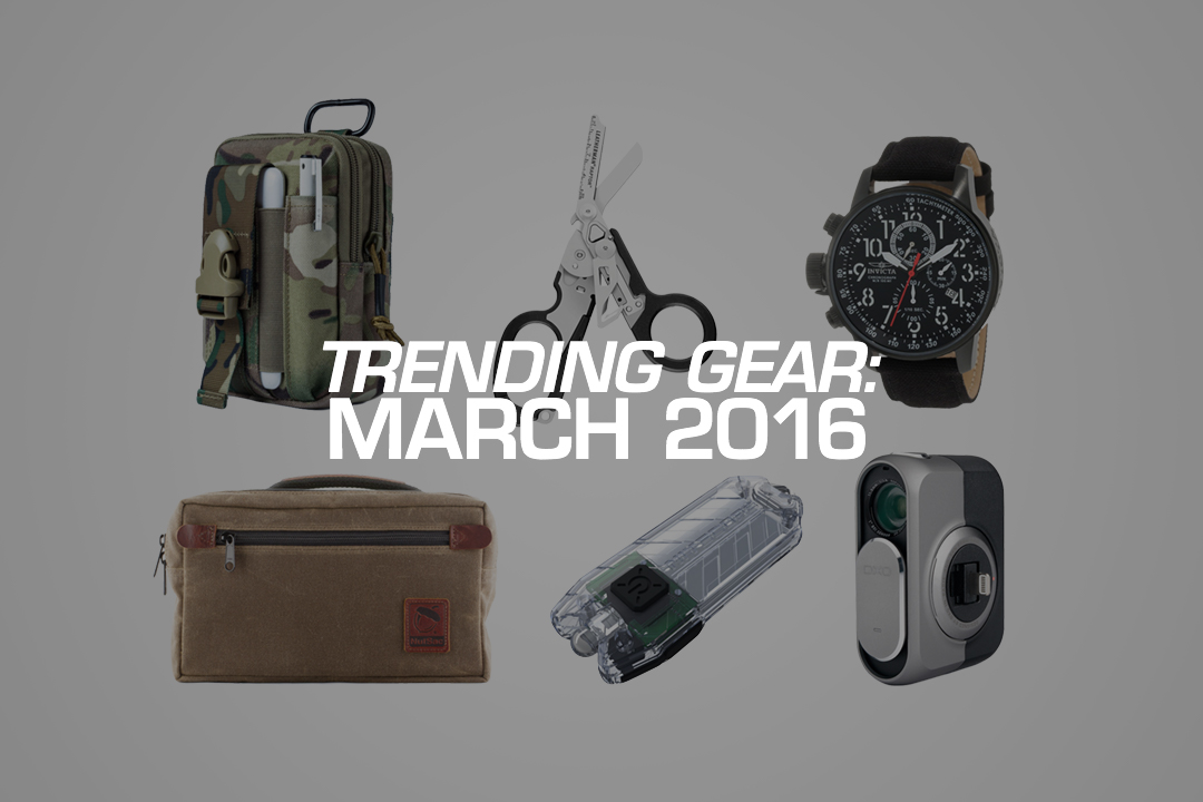 10 Trending Essentials from March