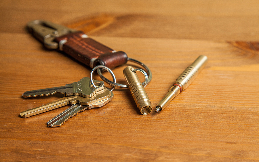 TT PockeTTools Keychain Pen