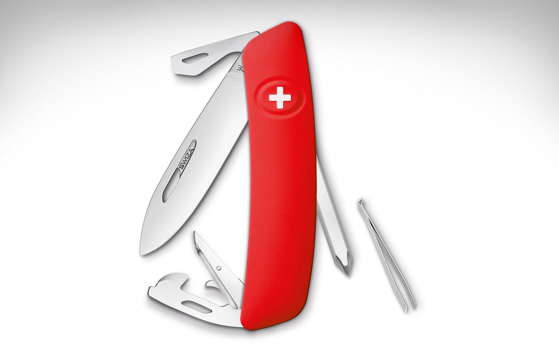 Swiza Swiss Pocket Knife