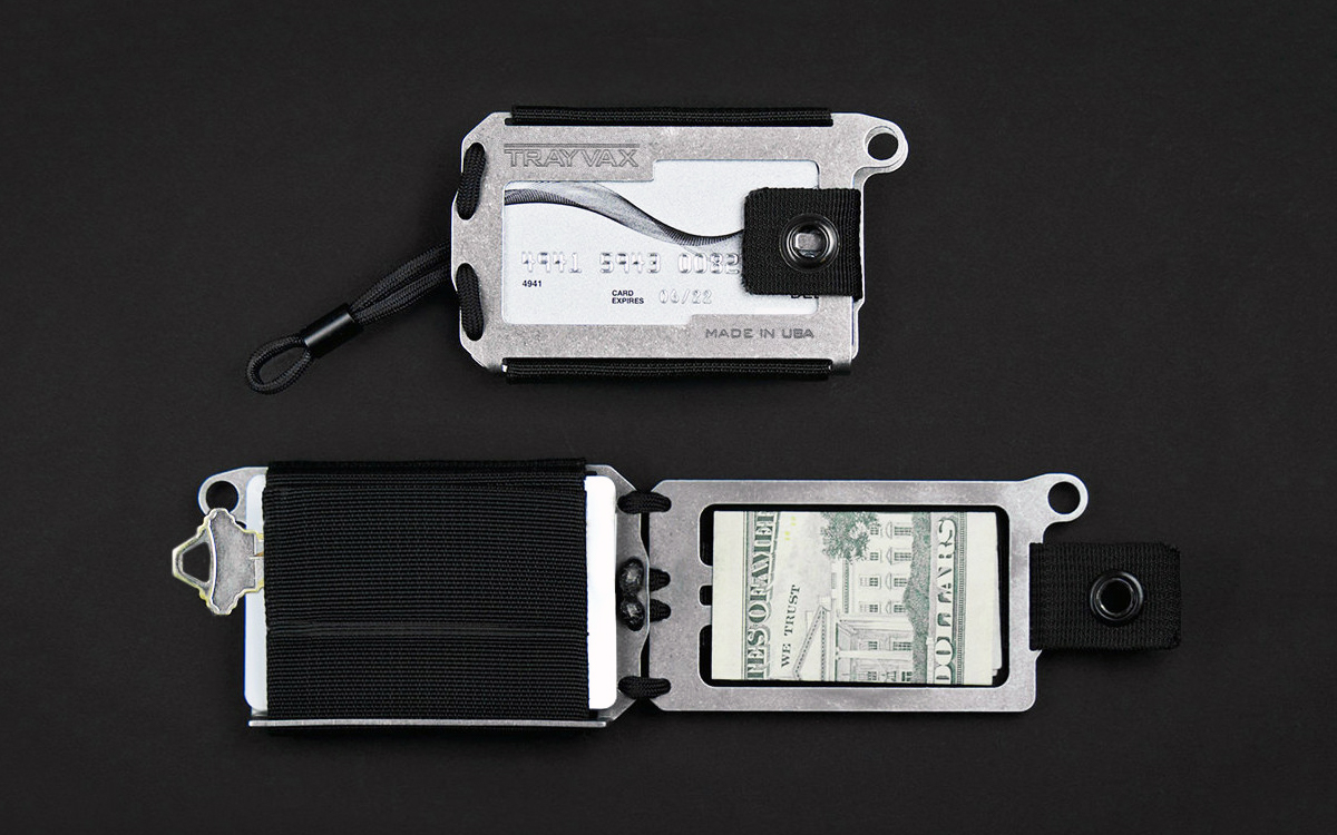 03a0b8f0c912 Trayvax Axis Wallet. Many minimalist wallets ...