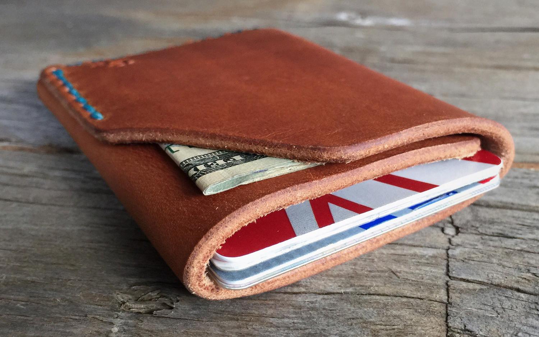 Benjamin Bott Minimalist Wren Wallet