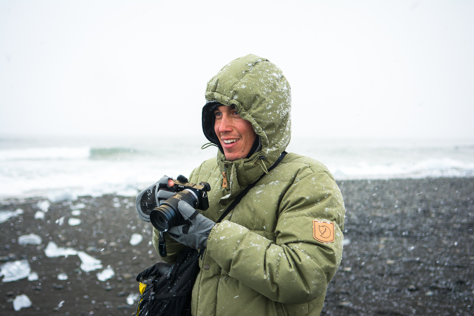 Interview: Chris Burkard, Outdoors Photographer