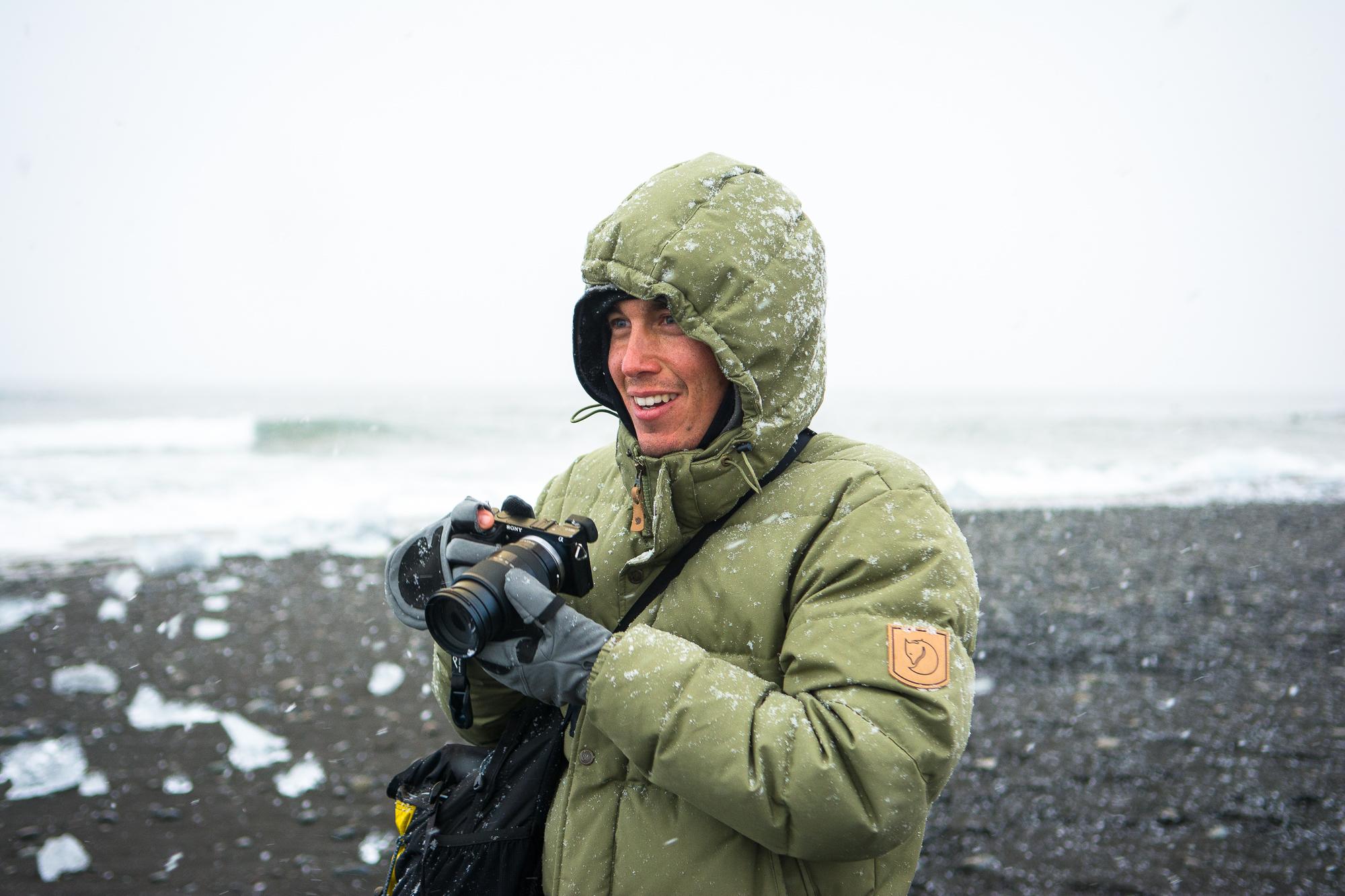 Interview: Chris Burkard, Outdoors Photographer