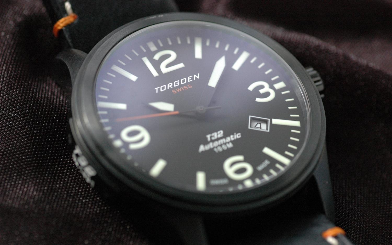 Torgoen T32 Automatic