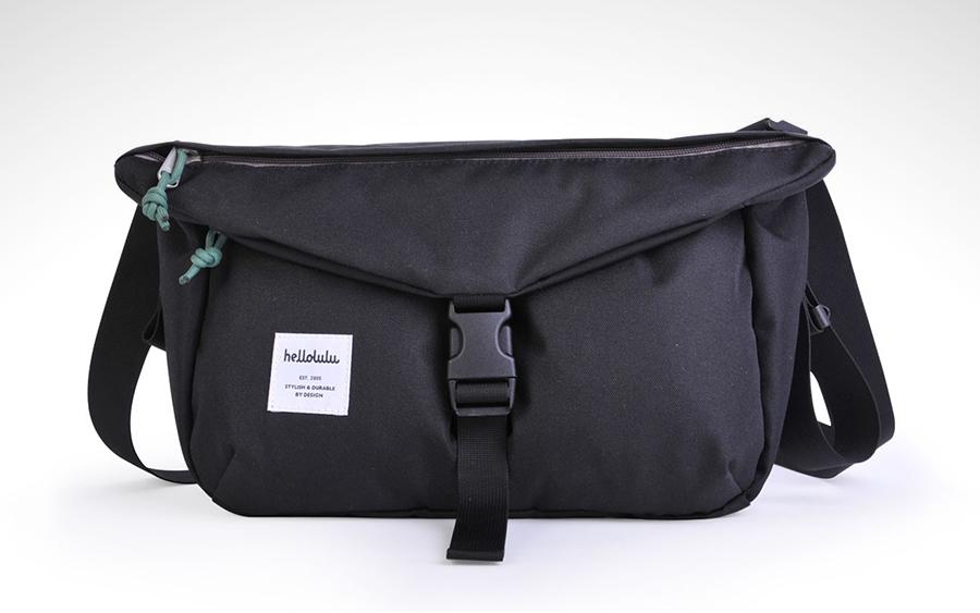Hellolulu Duff Shoulder Bag