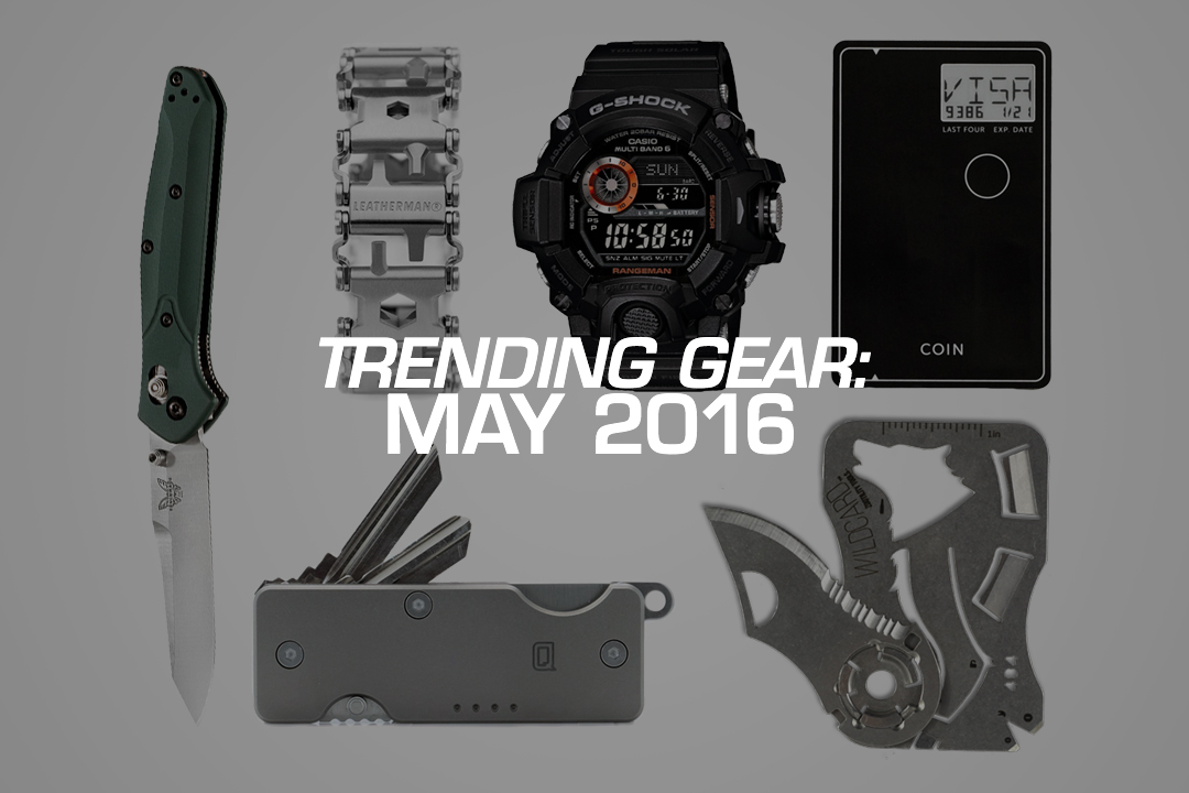 Trending Gear: May 2016
