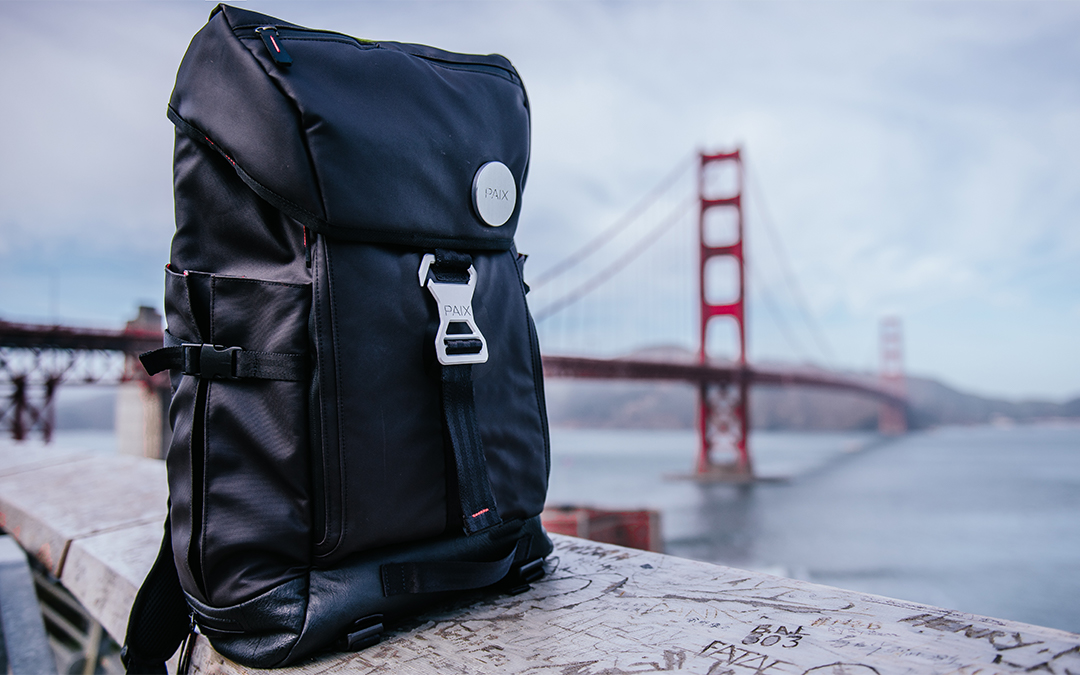 BACKPAIX Commuter Backpack