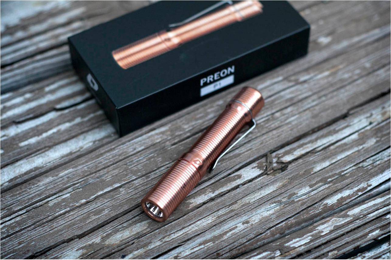 Preon P1 Copper