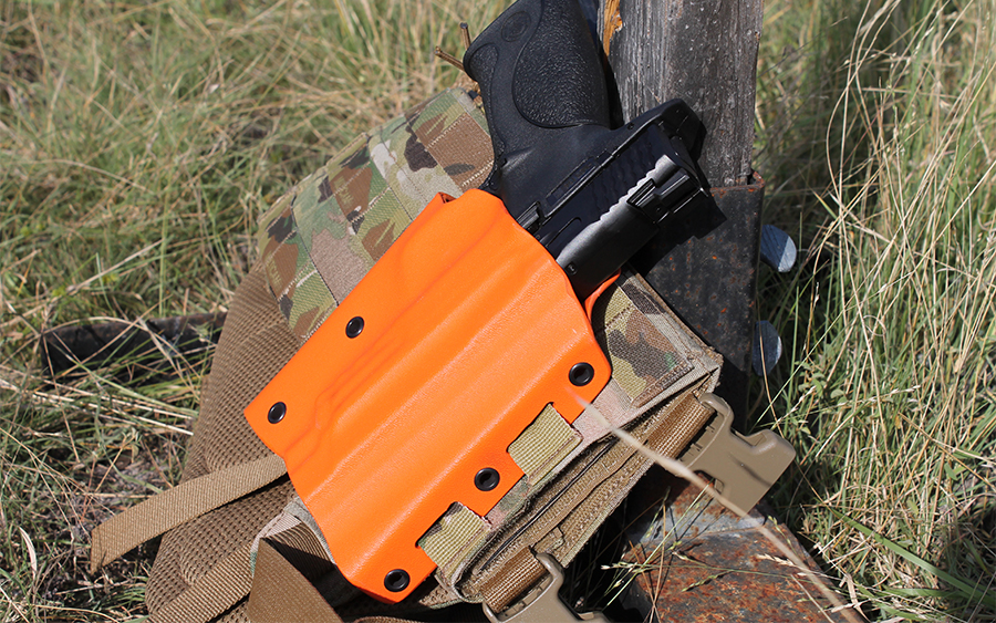 KCT Kydex MOLLE-Link Holster