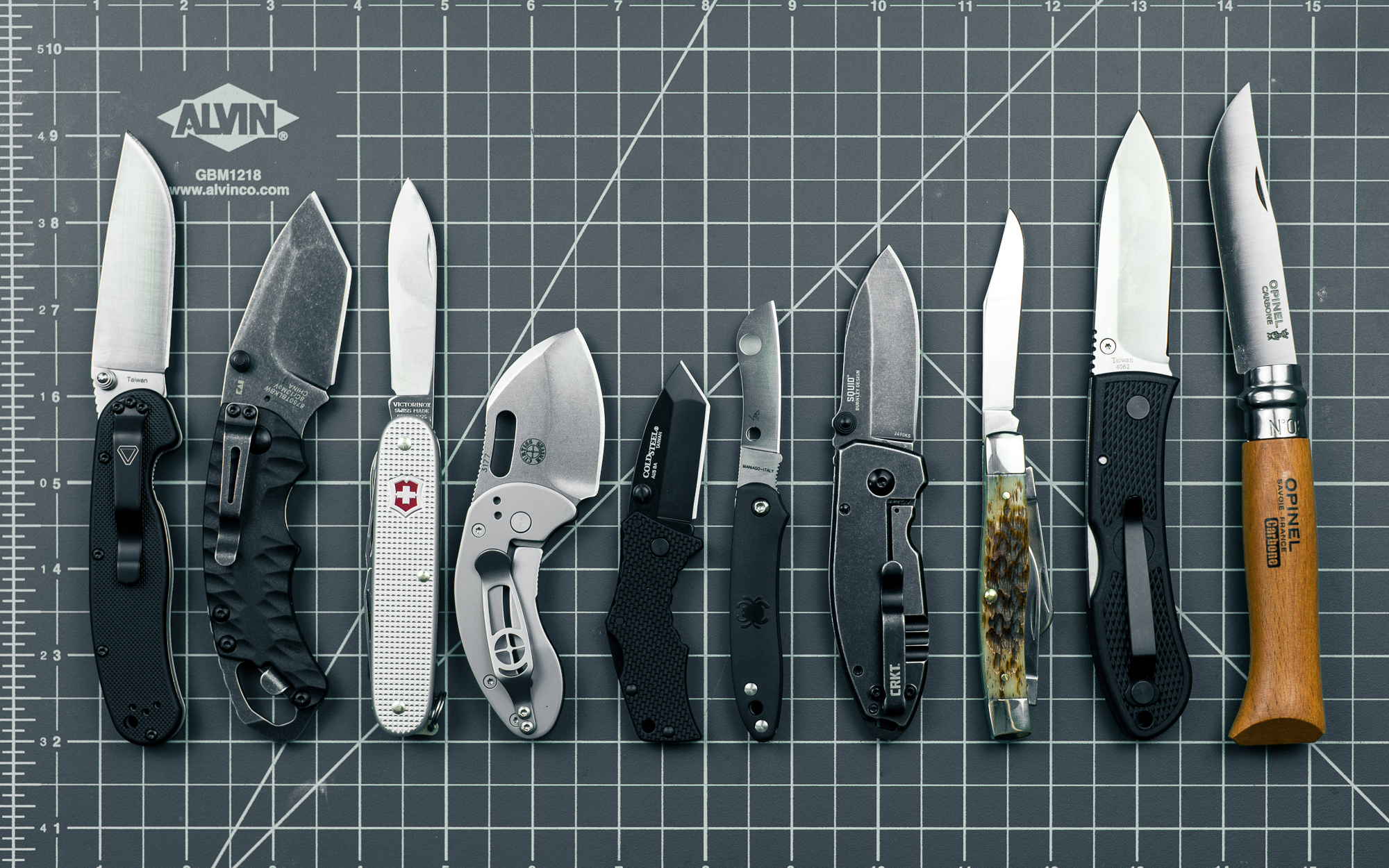 The 10 Best EDC Pocket Knives Under $50