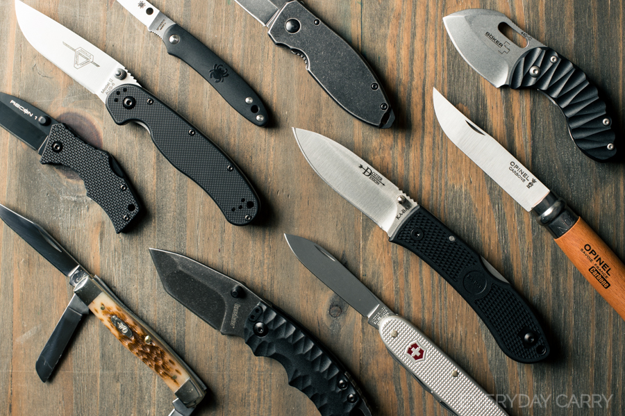 The 10 Best EDC Pocket Knives Under $50 | Everyday Carry
