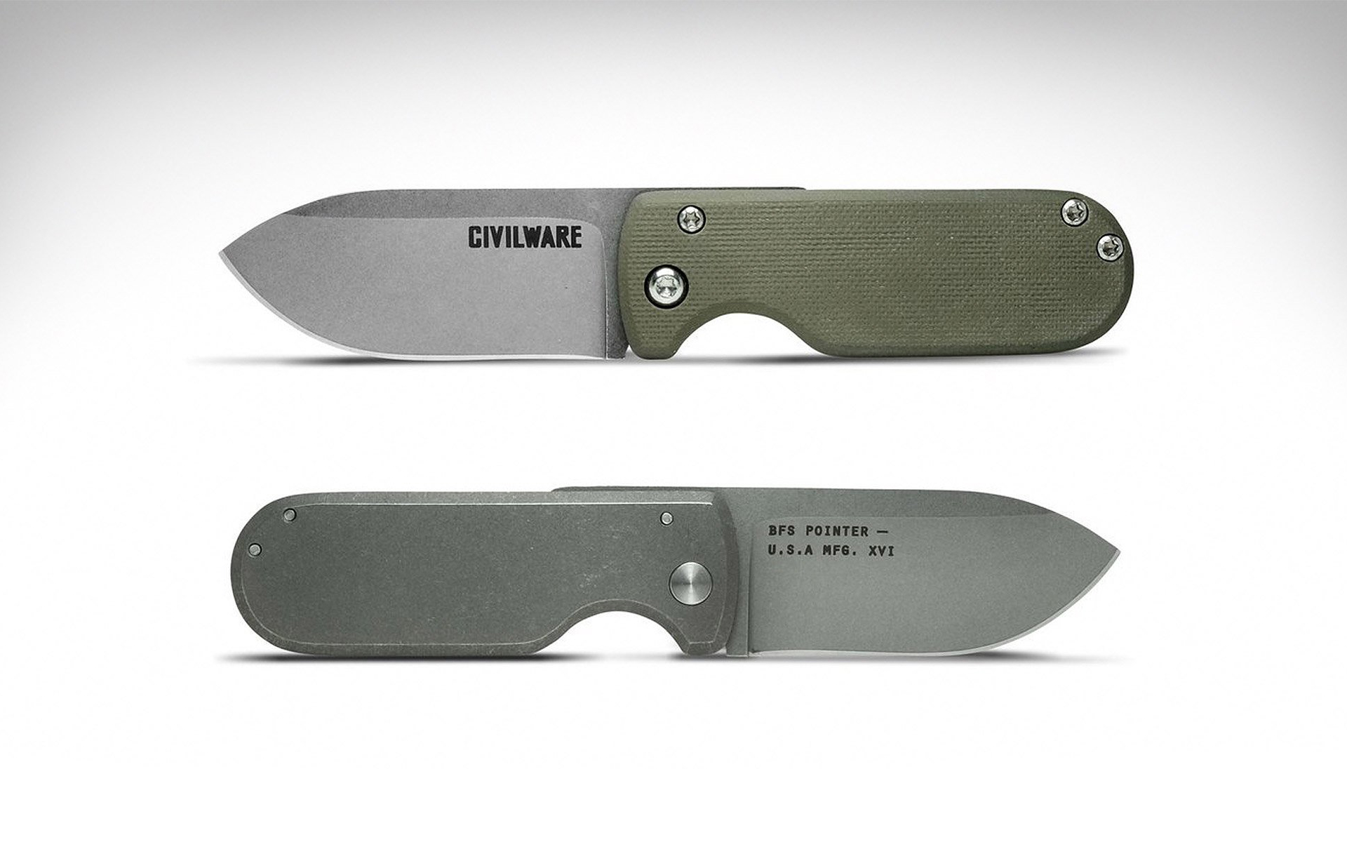 Civilware Pointer Field Knife