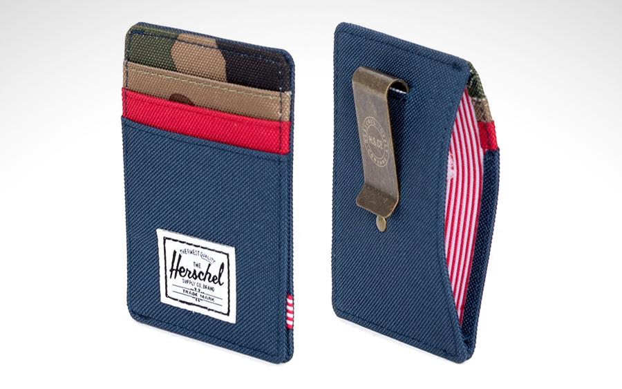 7a06a2e8080 Herschel Supply Co. Raven Wallet