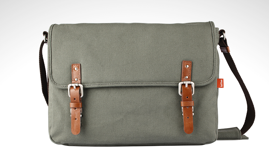 Toffee Fitzroy Satchel