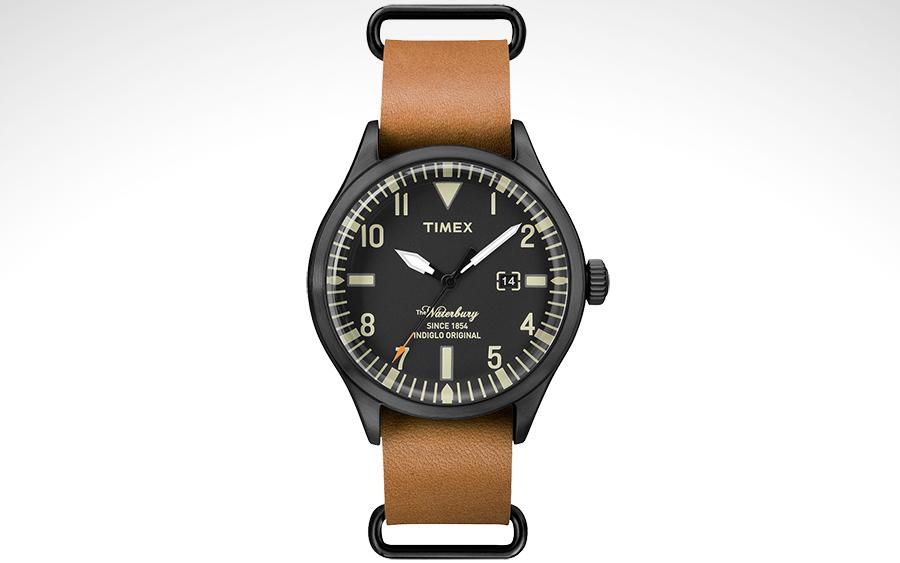 Timex Waterbury Date