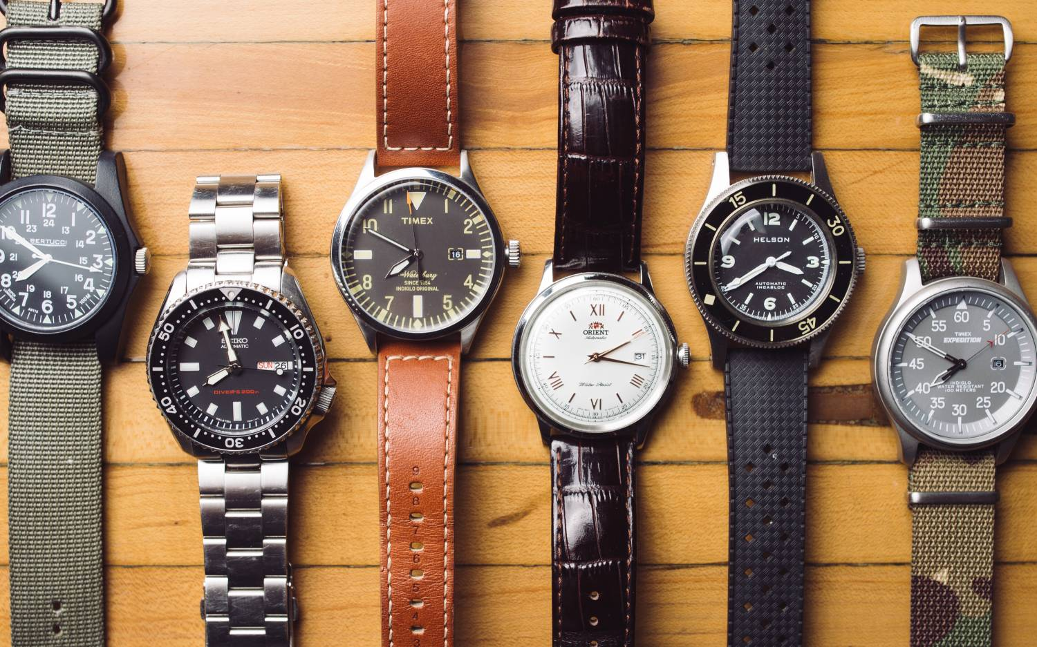 The Beginner's Guide to Everyday Carry Watches