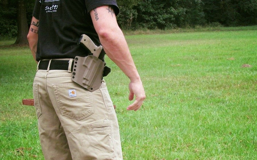 KMFJ LLC DA Series Holster