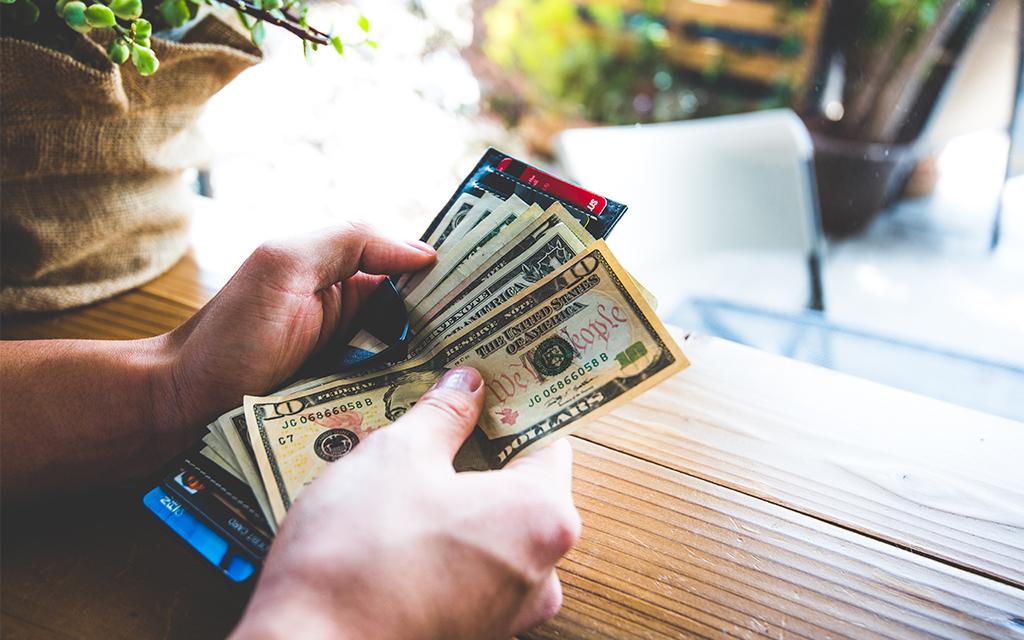 Rever Vant Clipfold Wallet