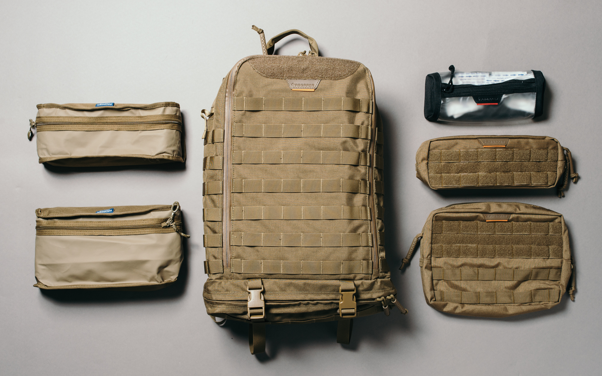 An Intro to MOLLE, PALS, and Your Everyday Carry