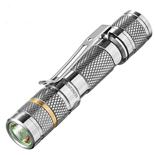 LUMINTOP Tool Ti aaa LED Keychain Flashlight