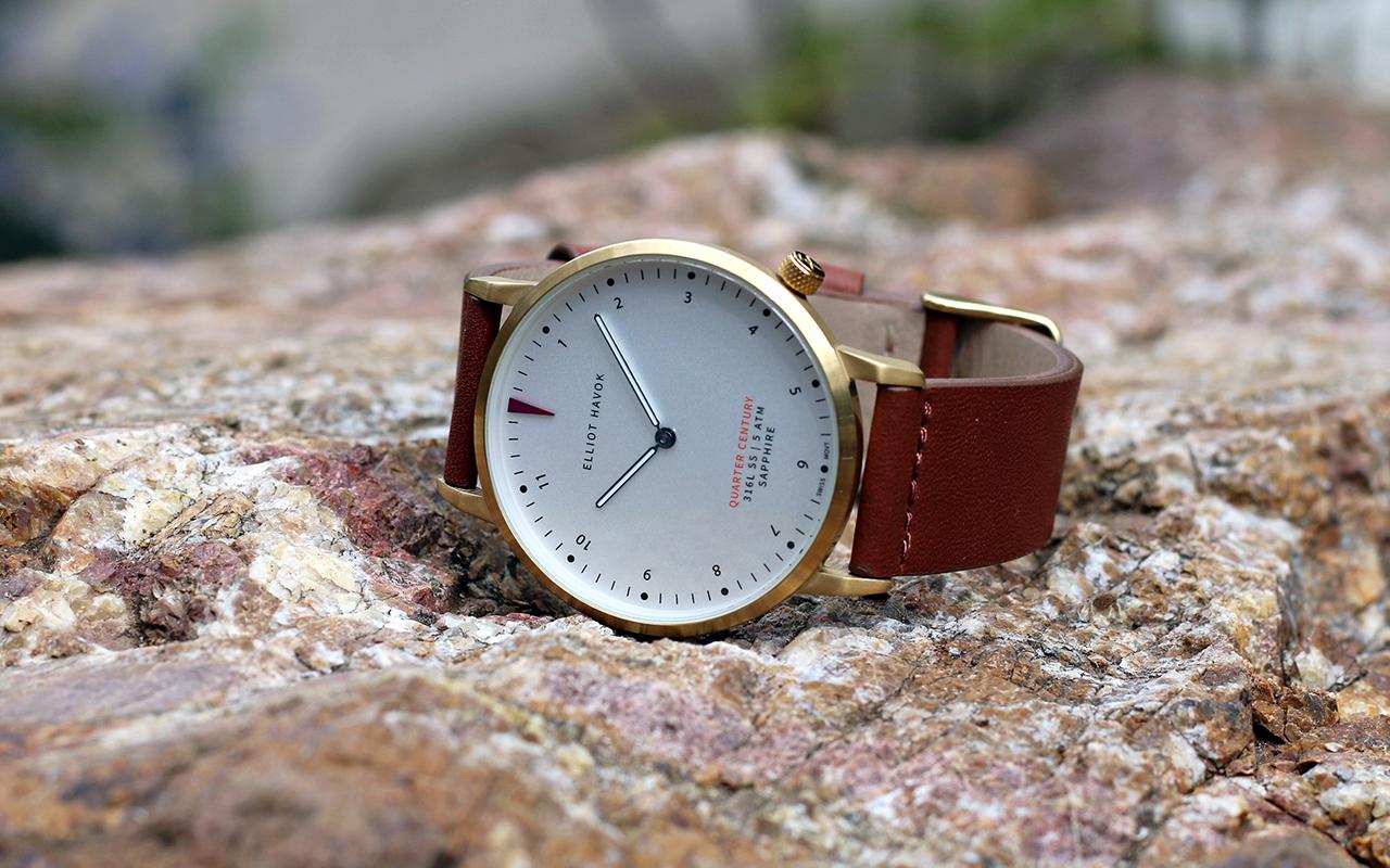 Havok Quarter Century Watch