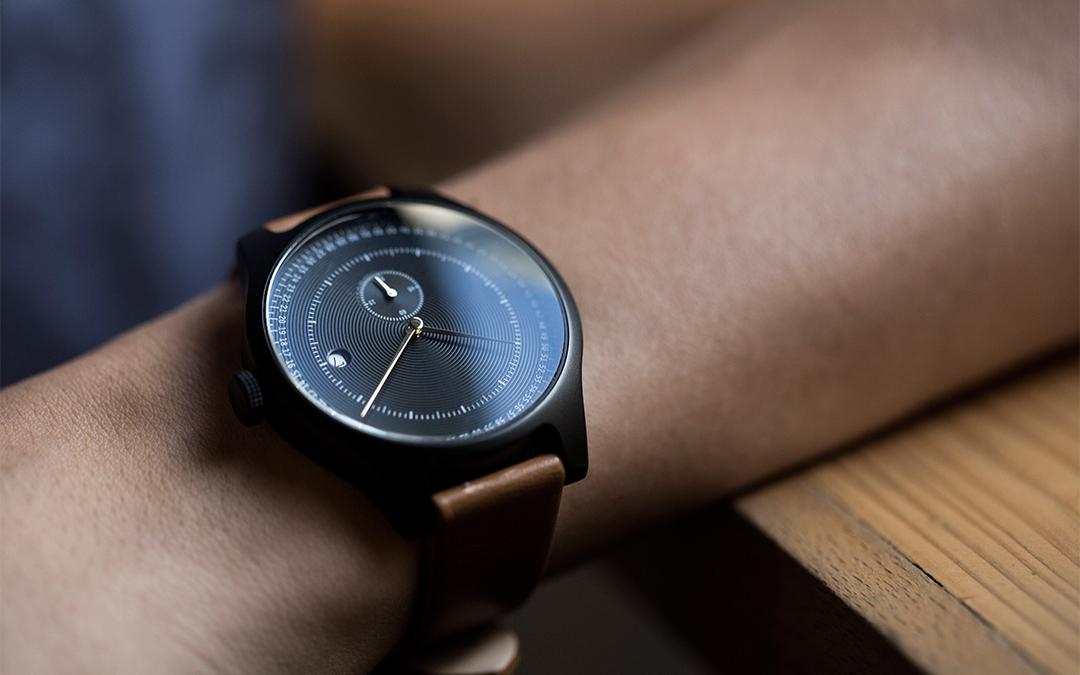 squarestreet Aluminum Timepieces