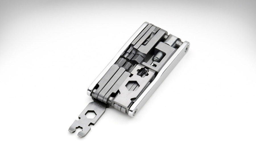 Swiss+Tech 20-in-1 Bicycle Multitool Kit