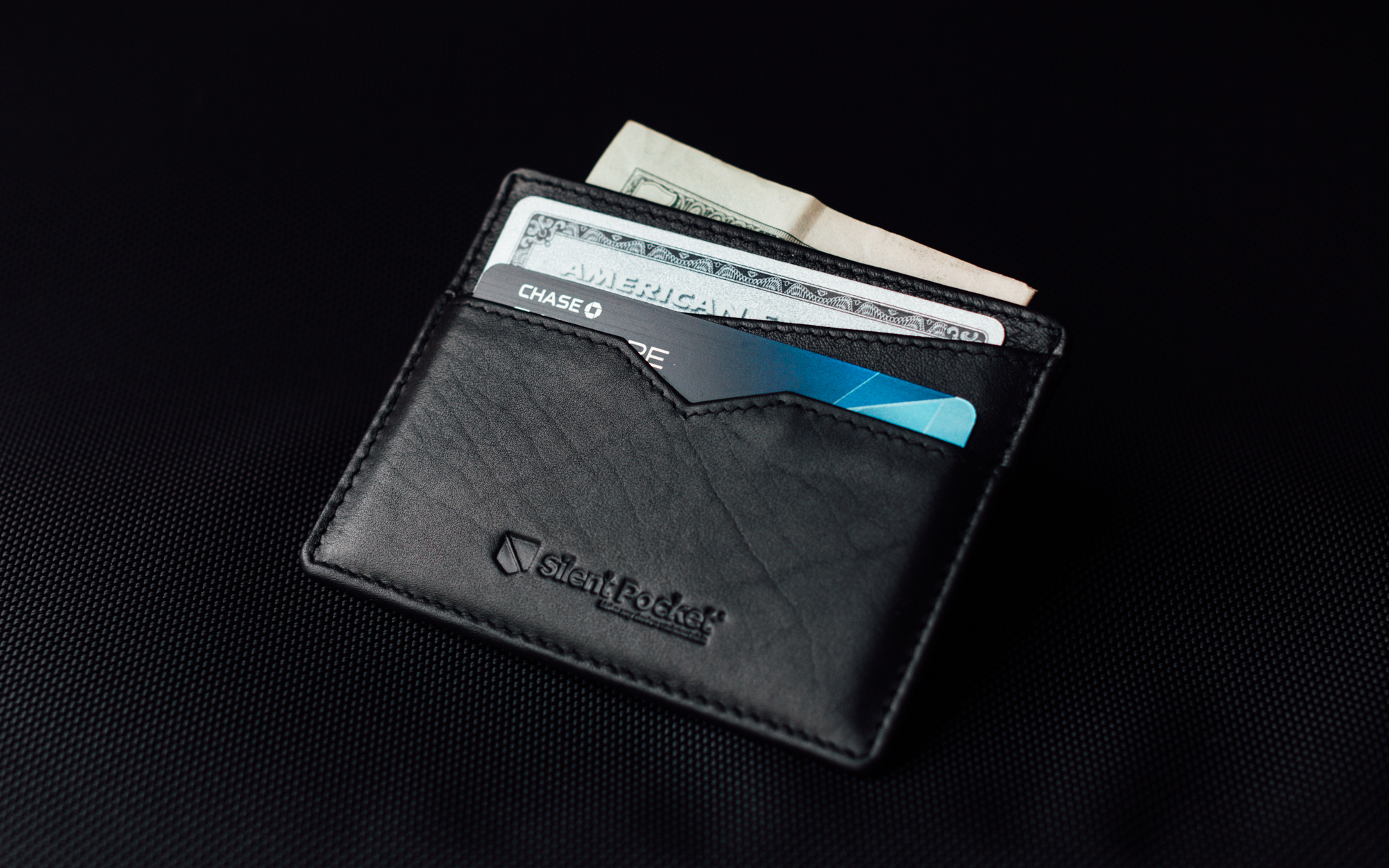Silent Pocket Secure Simple Wallet