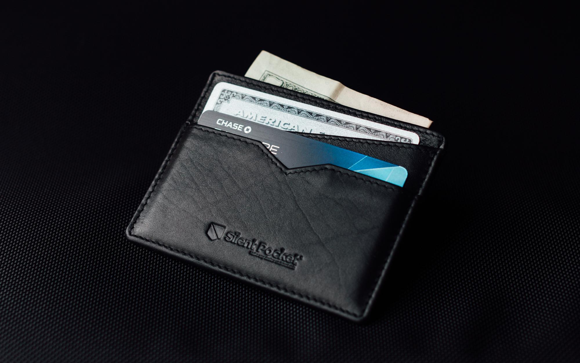 Silent Pocket Secure Simple Wallet