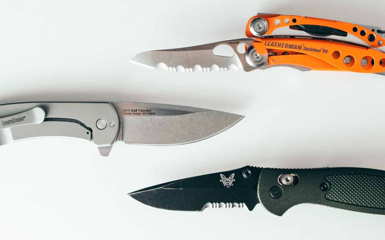 What S Better For Edc Plain Vs Serrated Vs Combo Knives Everyday Carry